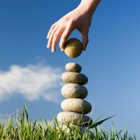 Zorgprofessionals in balans