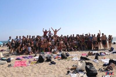 Santa Monica Group Photo