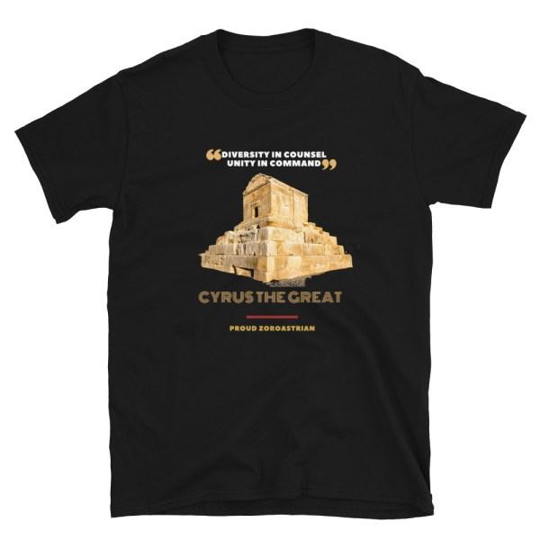 unisex basic softstyle t shirt black front 60558c7b767f3