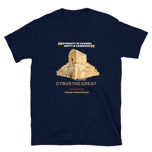 unisex basic softstyle t shirt navy front 60558c7b76246