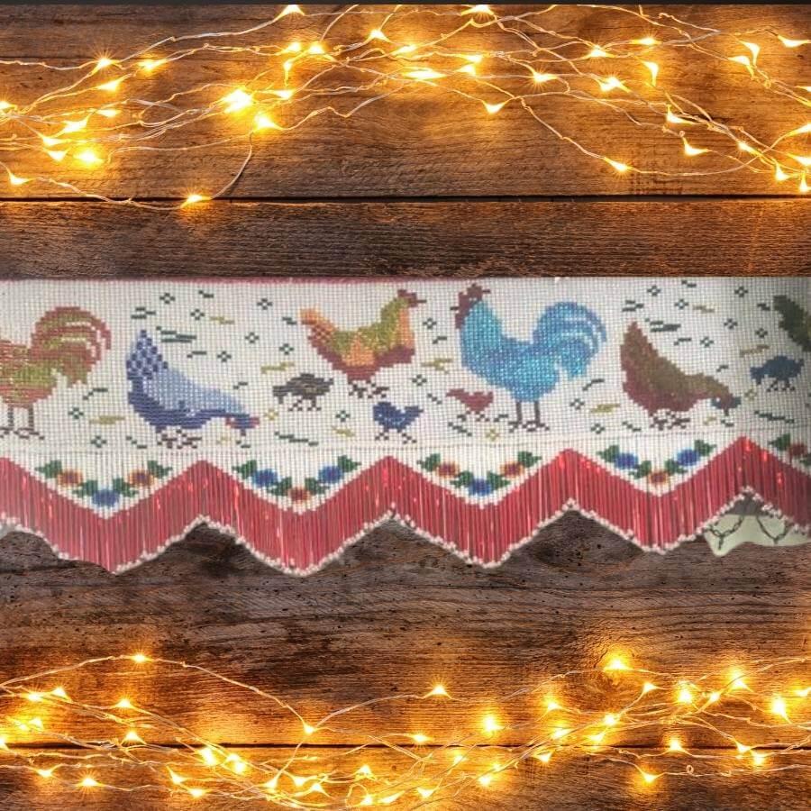 Rooster Toran Design