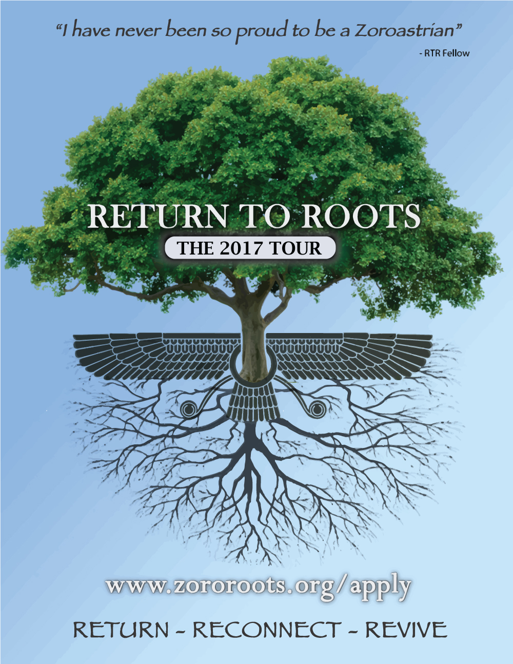 2017 Return To Roots Tentative Itinerary