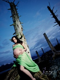 Destination Maternity: Alaskan, Russian, Tough, Pregnant. By Zorz Studios. (55)