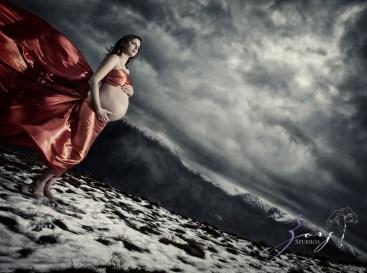 Destination Maternity: Alaskan, Russian, Tough, Pregnant. By Zorz Studios. (67)