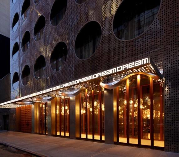 Dream Hotel Exterior