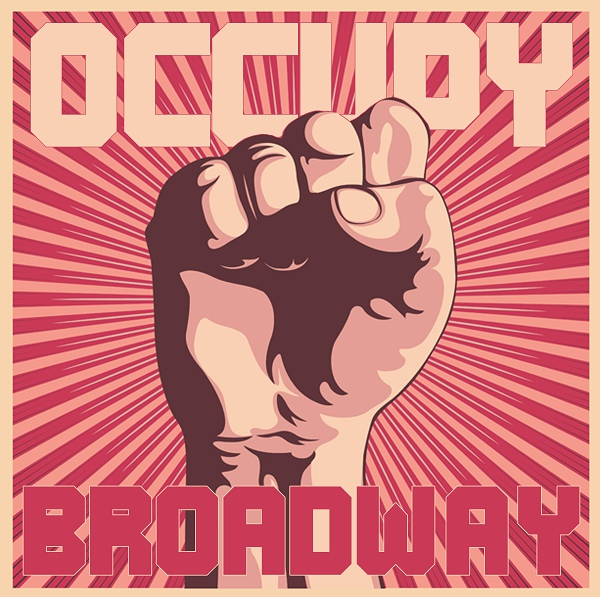 Occupy Broadway