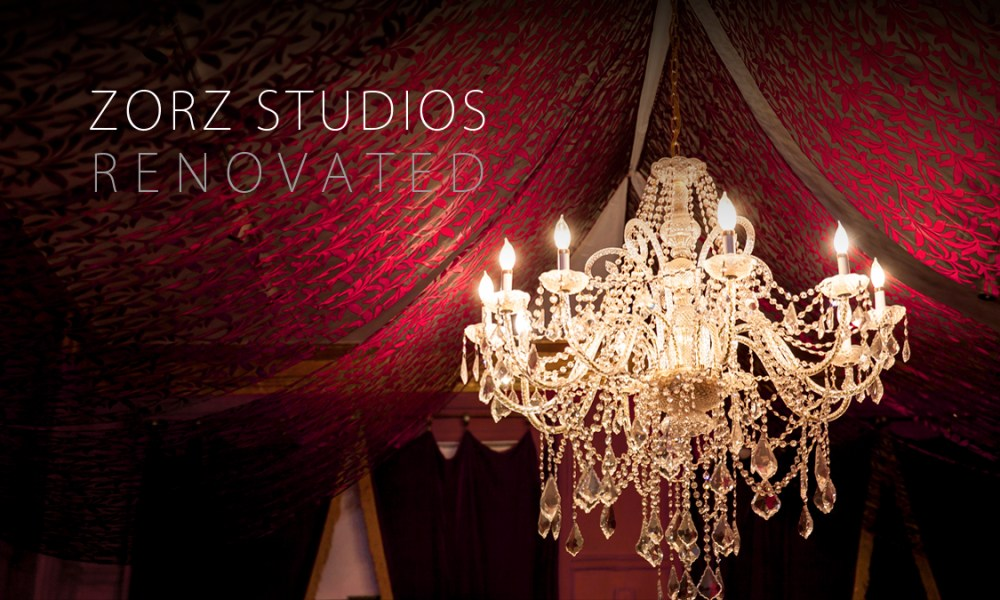Zorz Studios Renovated: Grand Reopening