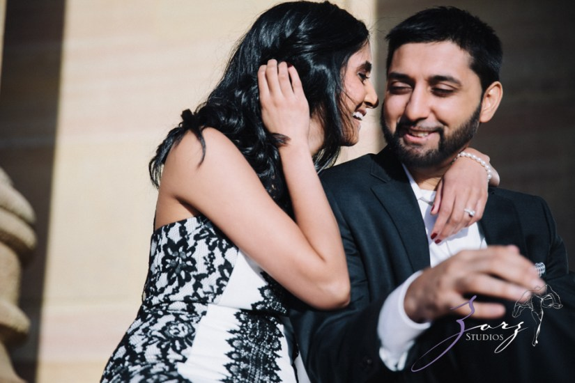 Shruti + Milan = Indian Engagement Session by Zorz Studios (41)
