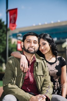 Shruti + Milan = Indian Engagement Session by Zorz Studios (6)