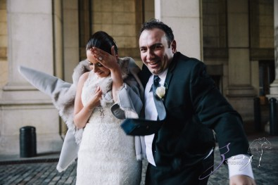 Wind Tunnel: Vlada + Alex = Cold NYC Wedding (51)