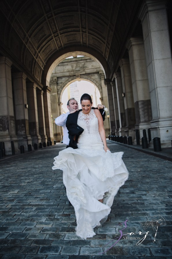 Wind Tunnel: Vlada + Alex = Cold NYC Wedding (48)
