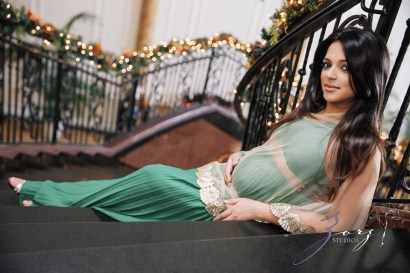 A Bump in Fashion: Maternity Session by NYC's Zorz Studios (5)