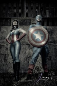 Captains of America: Sandy + Jared = Epic Engagement Session by Zorz Studios (16)