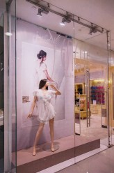 Appearing in the Window Displays of Estelle Adoni Lingerie by Zorz Studios (11)