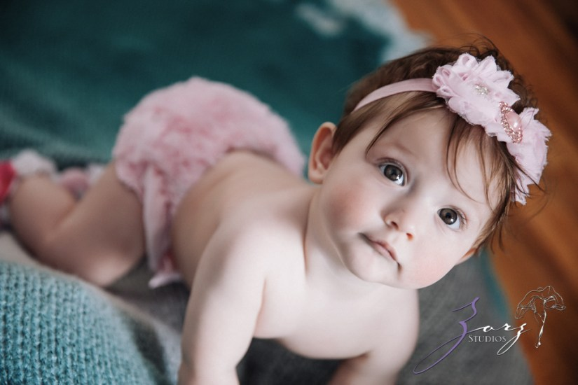 Puppy Jump: Cute Baby Photography by Zorz Studios (15)