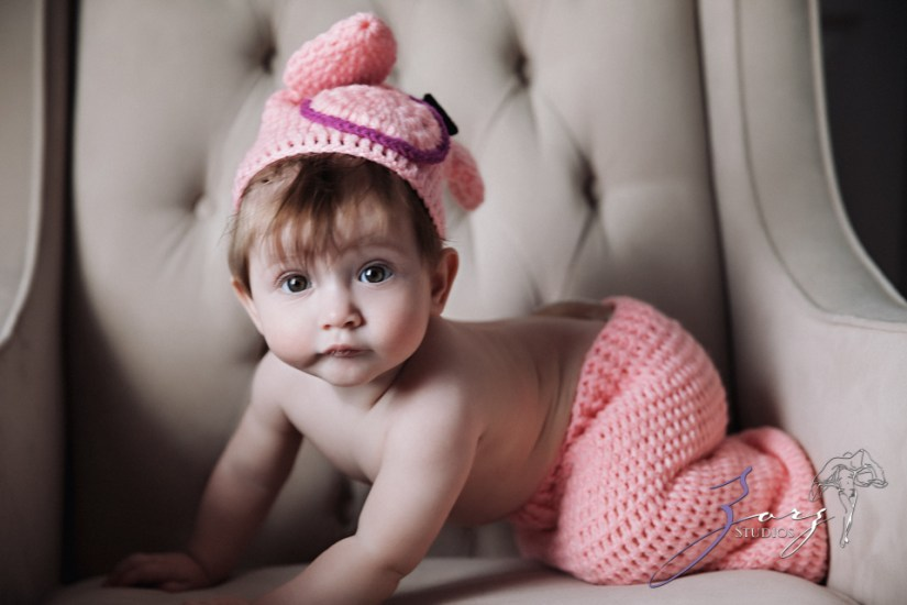 Puppy Jump: Cute Baby Photography by Zorz Studios (5)