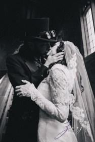 Annie + Chris = Steampunk Wedding by Zorz Studios (48)
