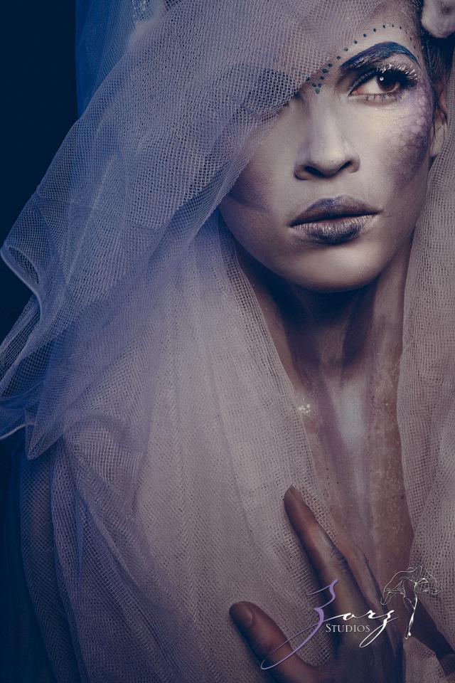 Snow Angel: Art Portraiture by Zorz Studios (9)