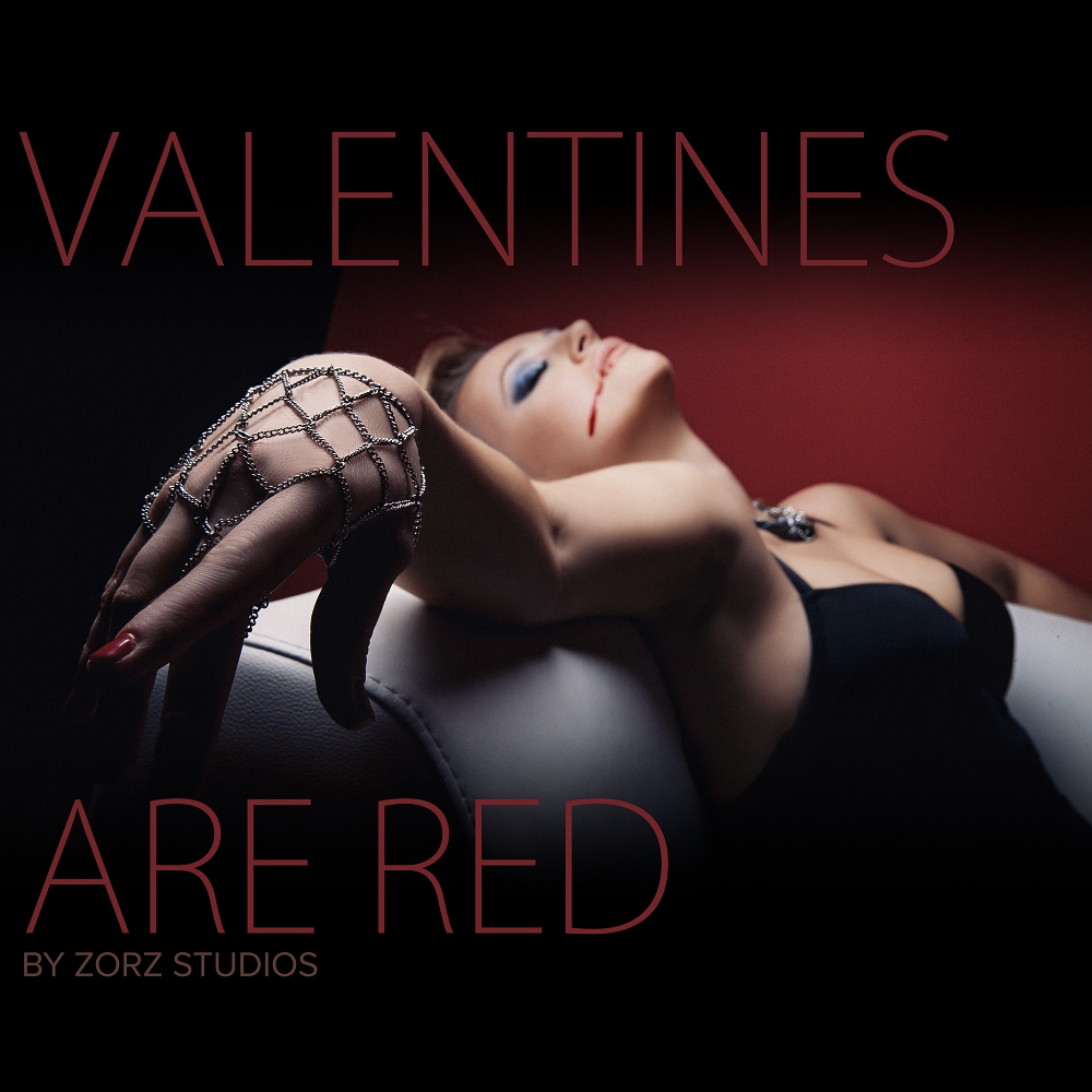 Valentines Are Red: (Not Your Typical) Boudoir Marathon 2015 by Zorz Studios (34)