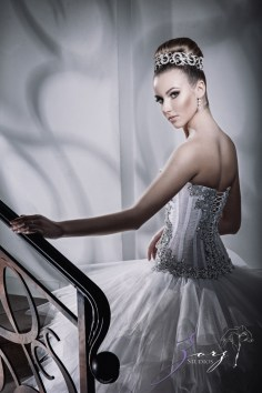 Bridal Couture: U-Mode Salon and Bridal Styles Boutique Commercial Shoot by Zorz Studios (39)