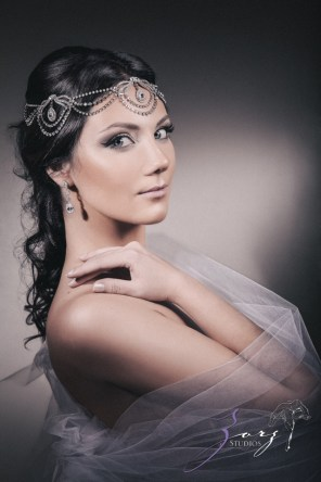 Bridal Couture: U-Mode Salon and Bridal Styles Boutique Commercial Shoot by Zorz Studios (9)