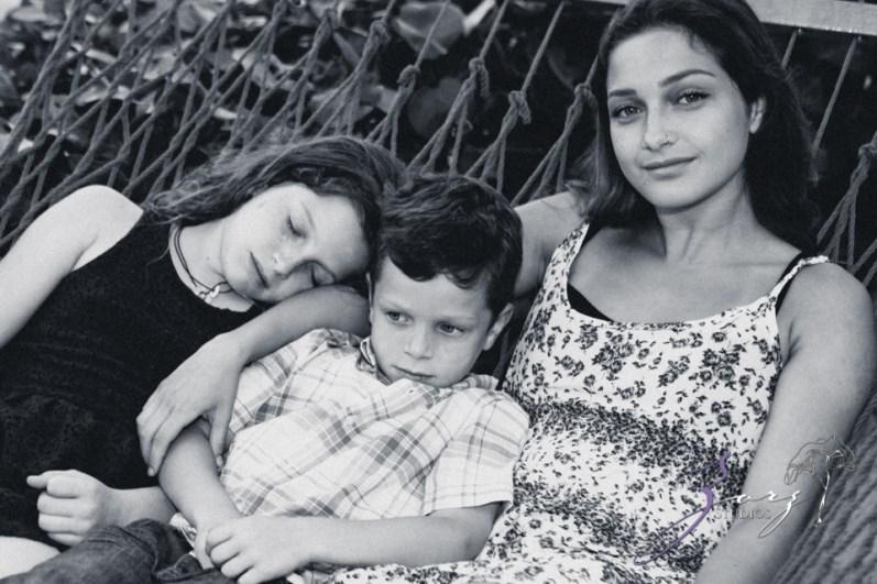 Blue Birdies: Model-Like Family Portraits in Miami, FL by Zorz Studios (16)