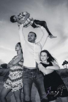 Blue Birdies: Model-Like Family Portraits in Miami, FL by Zorz Studios (4)