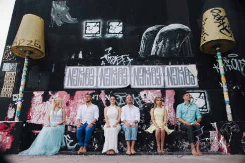 Going Coconuts: Olga + Paul = Destination Wedding and Surprise 2nd Celebration by Zorz Studios (99)