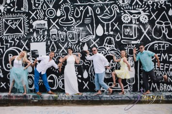 Going Coconuts: Olga + Paul = Destination Wedding and Surprise 2nd Celebration by Zorz Studios (88)