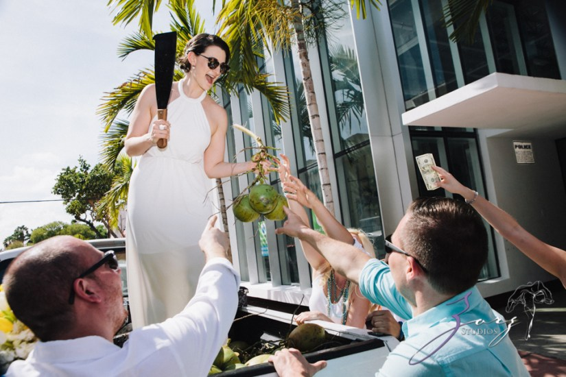 Going Coconuts: Olga + Paul = Destination Wedding and Surprise 2nd Celebration by Zorz Studios (78)