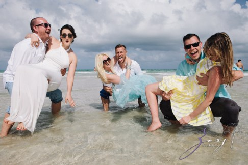 Going Coconuts: Olga + Paul = Destination Wedding and Surprise 2nd Celebration by Zorz Studios (72)