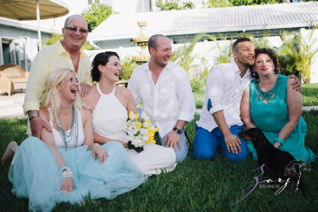 Going Coconuts: Olga + Paul = Destination Wedding and Surprise 2nd Celebration by Zorz Studios (66)