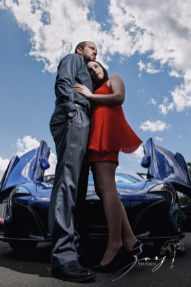 Wheel You? Celina + Brian = Engagement Session by Zorz Studios (23)