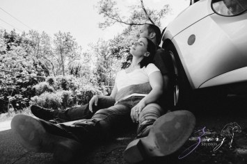 Wheel You? Celina + Brian = Engagement Session by Zorz Studios (18)