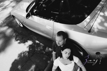 Wheel You? Celina + Brian = Engagement Session by Zorz Studios (17)