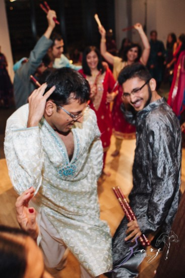 Phillyng in Love: Shruti + Milan = Indian Wedding by Zorz Studios (178)