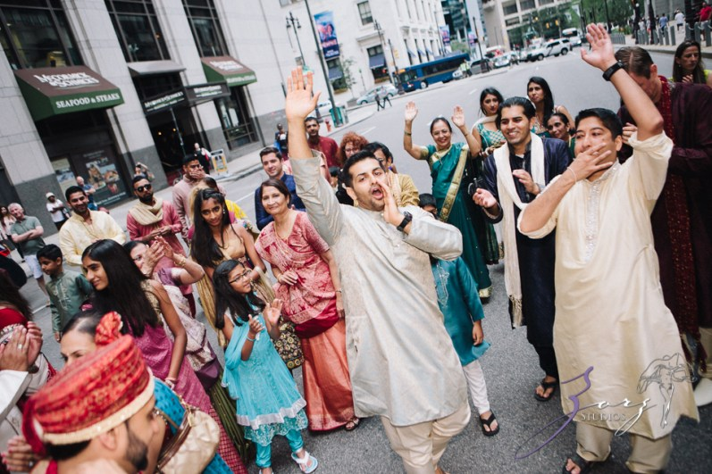 Phillyng in Love: Shruti + Milan = Indian Wedding by Zorz Studios (123)