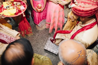 Phillyng in Love: Shruti + Milan = Indian Wedding by Zorz Studios (118)