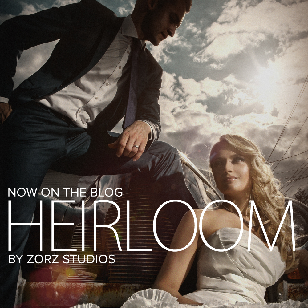Heirloom: Alyona + Elman = Retro Trash-the-Dress Session by Zorz Studios (1)