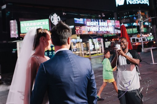 Conte Sorinula: Mya + Sorin = NYC Trash-the-Dress Shoot by Zorz Studios (32)