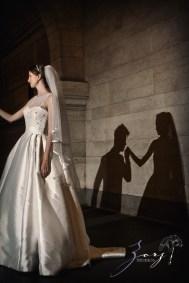 Conte Sorinula: Mya + Sorin = NYC Trash-the-Dress Shoot by Zorz Studios (6)
