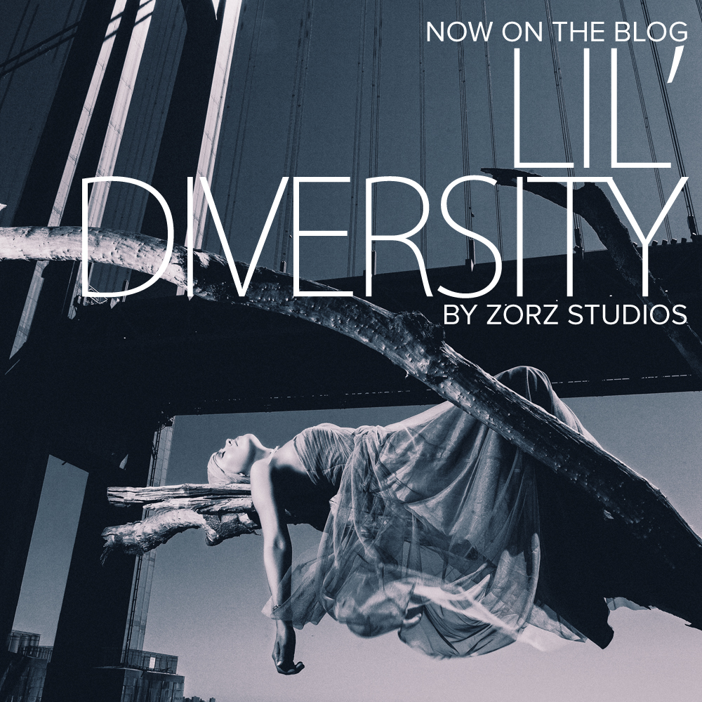 Lil' Diversity: Beauty Photography by Zorz Studios (1)