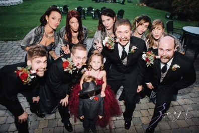 Strings Attached: Rachel + Aaron = Rocking Wedding by Zorz Studios (2) (25)