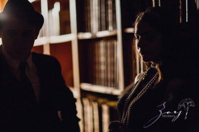 Lieberary: Jessica + Roman = Supernatural Engagement Session by Zorz Studios (32)