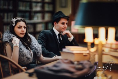Lieberary: Jessica + Roman = Supernatural Engagement Session by Zorz Studios (31)