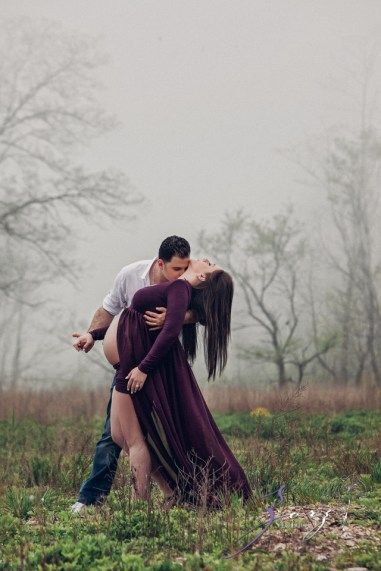 Poetic Maternity Session in the Mist by Zorz Studios (10)