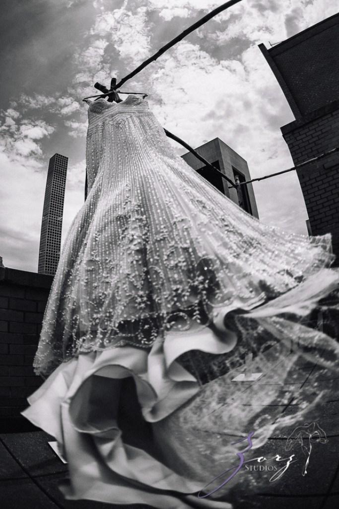 State of Mind: Leah + Joseph = Manhattan Rooftop Wedding (95)