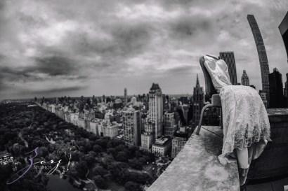 State of Mind: Leah + Joseph = Manhattan Rooftop Wedding (94)
