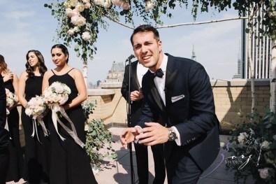 State of Mind: Leah + Joseph = Manhattan Rooftop Wedding (82)