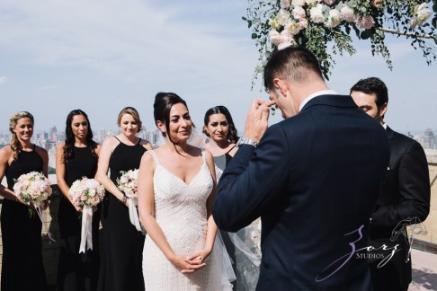 State of Mind: Leah + Joseph = Manhattan Rooftop Wedding (76)